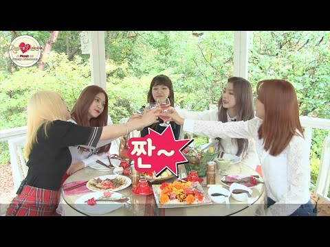 Red Velvet_A Picnic On A Sunny Afternoon PART 1 - Clip 3