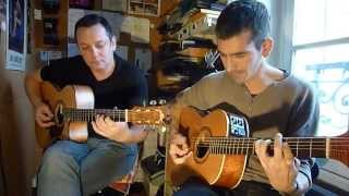 I just can't stop loving you (cover Michael Jackson) - Eric Gombart & Nicolas Blampain