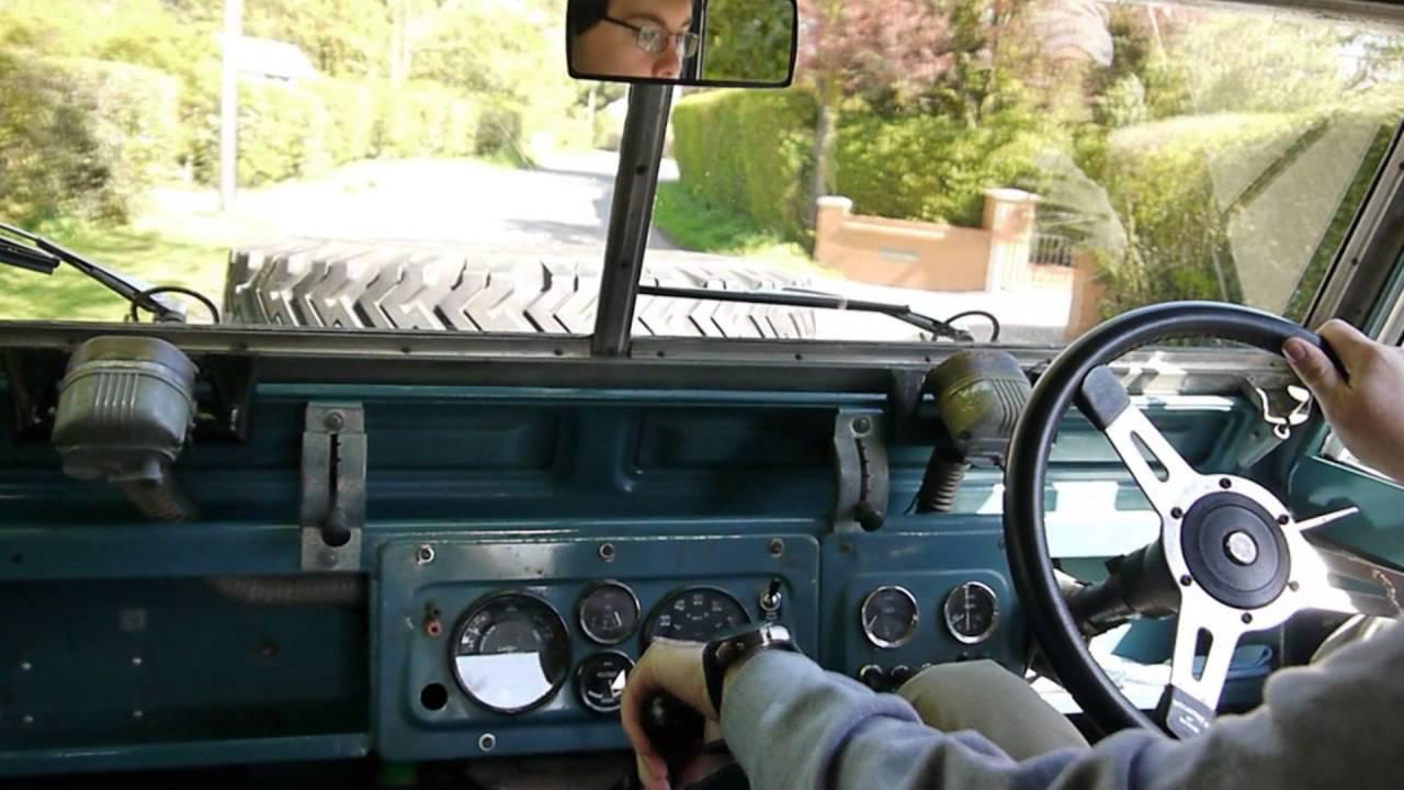 1966 Land Rover Series Iia V8