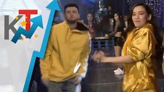 ASAP stars sumabak sa PAUWI NA KO Dance Challenge