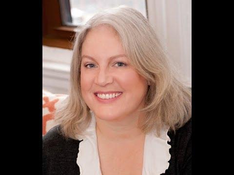 Mystery Novelist Julia Spencer Flemming, June 2014