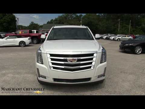 2017 Cadillac Escalade Review | Preowned Condition Report - For Sale Vehicle at Marchant Chevy