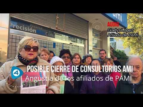 Preocupación y angustia de los afiliados de PAMI por el posible cierre de los consultorios de AMI de Florencio Varela