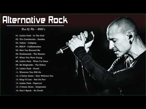 Non Top Alternative Rock 90's - Best Of 90s Rock Songs Collection - Alternative Rock Music