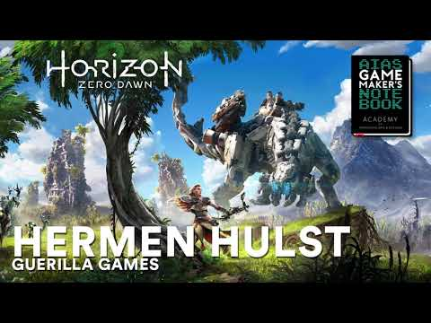 Hermen Hulst of Guerrilla Games - The AIAS Game Maker's Notebook