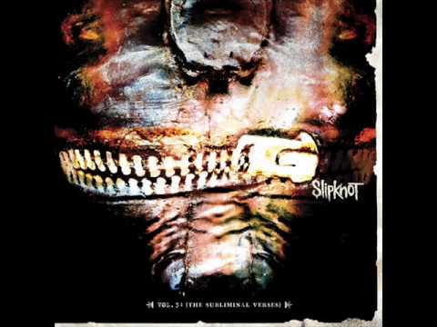 Скачать Slipknot - Vermillion pt.2 минус в mp3
