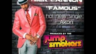 Nick Cannon feat Akon - Famous (instrumental)