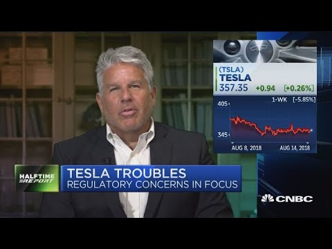 'Less than zero' chance Tesla goes private: Expert