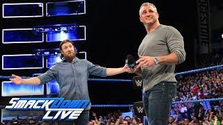 Video Bryan & McMahon have a WrestleMania warning for Owens & Zayn: SmackDown LIVE, Apr. 3, 2018 download MP3, 3GP, MP4, WEBM, AVI, FLV Juni 2018
