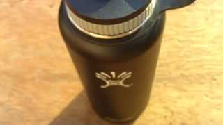 40oz hydroflask water bottle review