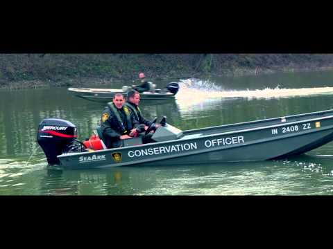 Indiana Conservation Officer - Career of a Lifetime | Indiana DNR