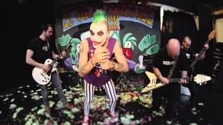 MANIFA - El Gran Circo del Rock (Videoclip oficial 2014)