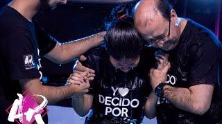 YO DECIDO POR JESUS / BAUTISMOS AR MINISTRIES 2016