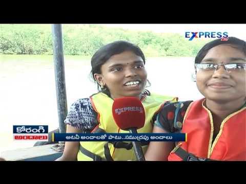 Korangi of East Godavari Transforming into a Wonderful Tourist Place - Express TV