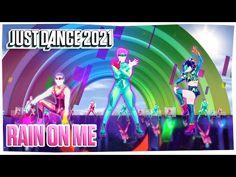 Just Dance 2021: Rain On Me by Lady Gaga & Ariana Grande | Official Track Gameplay [US]
