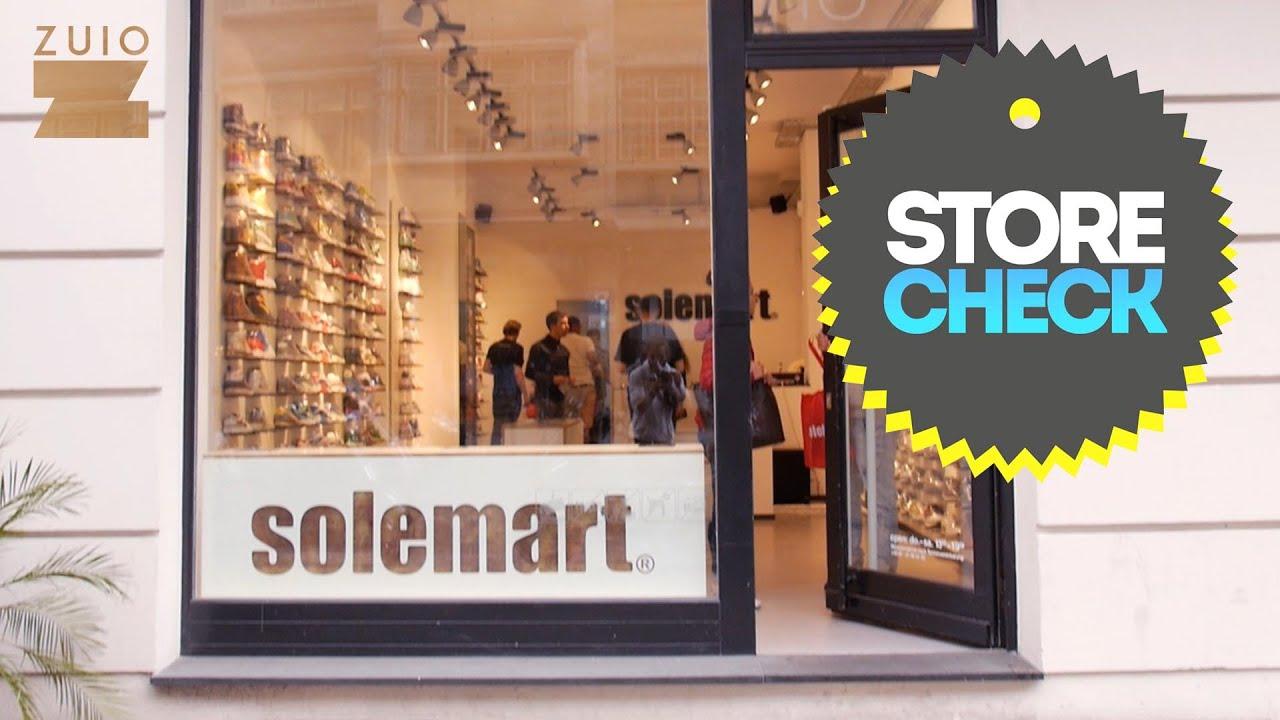 solemart shop berlin store check youtube. Black Bedroom Furniture Sets. Home Design Ideas