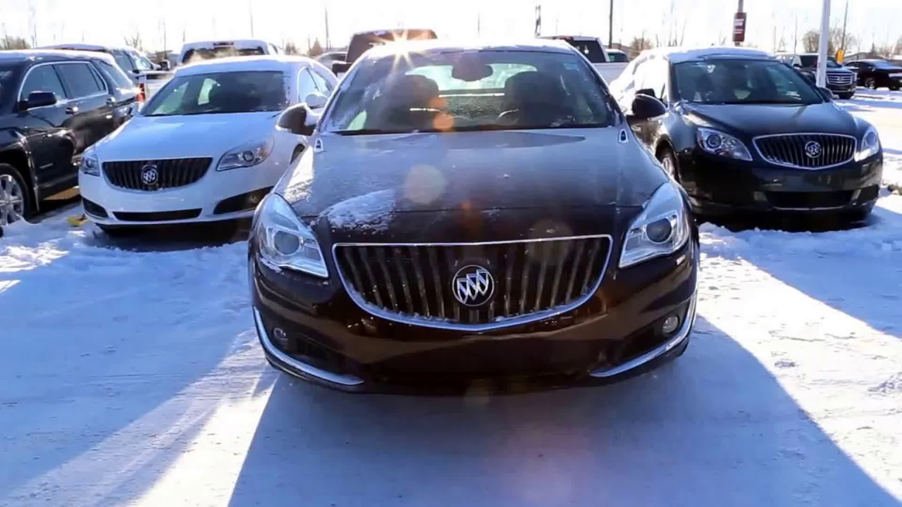 Black Cherry Metallic 2017 Buick Regal Sport Touring For Sale In