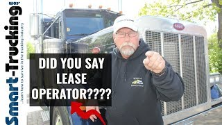 Do Not Walk Away From LEASE OPERATOR Programs, RUN!