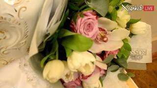 60 лет брака - в харьковском ЗАГСе отметили