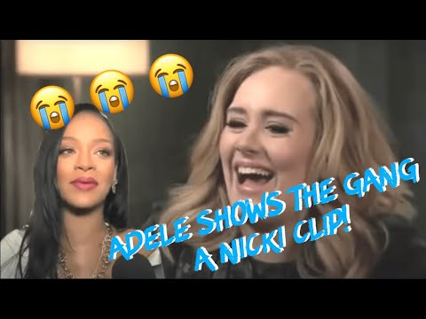 Adele and Beyonce Watch Nicki Minaj's BET Performance (w/ Rihanna)
