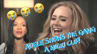 Baixar Adele and Beyonce Watch Nicki Minaj's BET Performance (w/ Rihanna)