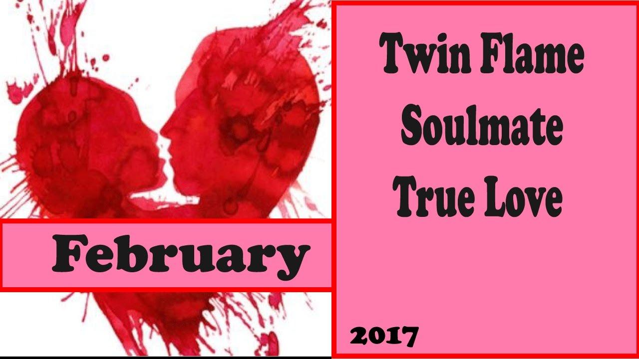 Twin Flame / Soulmate / True Love Tarot Reading February 2017