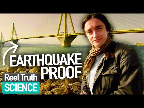 Engineering Connections: Earthquake Proof Bridge (Richard Hammond) | Science Documentary