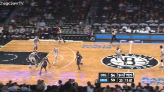 Andrew Nicholson 18 Pts,9 Reb Full Highlights vs Nets(15.04.2015)