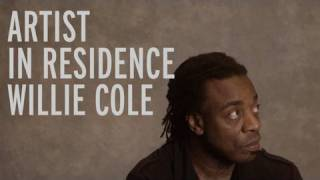 MIA Artist in Residence: Willie Cole