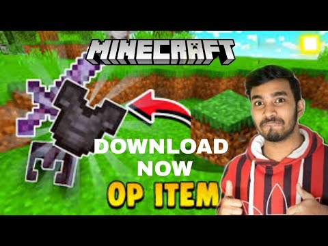 Minecraft    but dirt drop Op items    How to download
