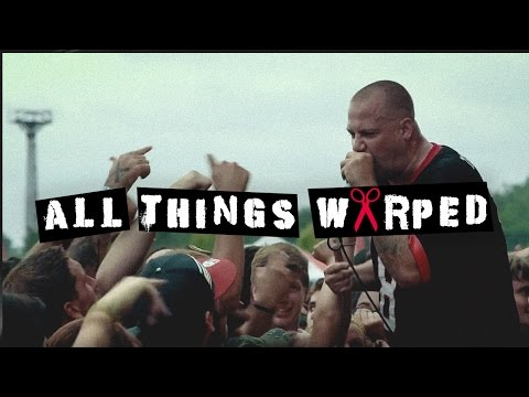 "Ernie Ball Presents ""All Things Warped"" Featuring: Terror"