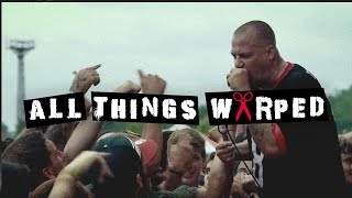 """Ernie Ball Presents """"All Things Warped"""" Featuring: Terror"""