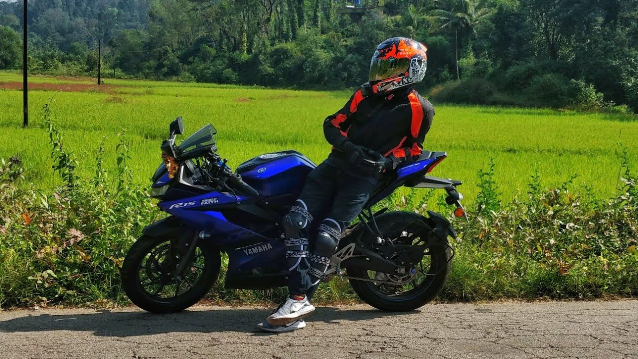 Image result for solo ride on r15
