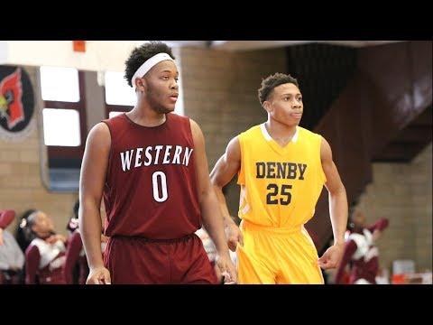 Detroit Western | Detroit Denby | Feb 6th