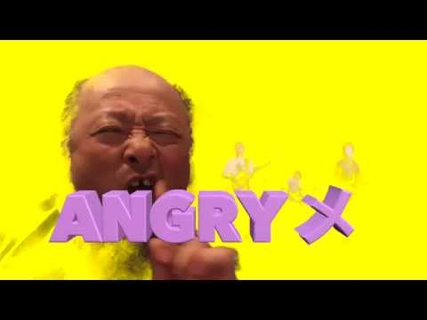 Angry X (Featuring Peelander Yellow)