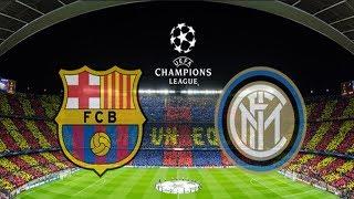 BARCELONA vs INTER MILAN | Prediksi Liga Champions 25 Oktober 2018 | Prediksi Skor Anda?