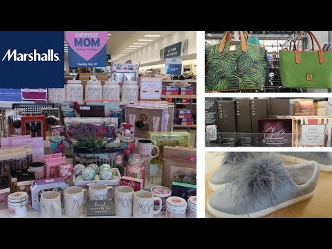 COME SHOPPING WITH ME * MARSHALLS/ PURSES & MAKEUP DEALS thumbnail