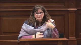 Conchi Monzón (Podemos): logramos un plan con soluciones reales para dependencia
