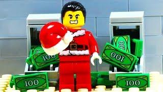 Lego Fake Santa Claus Robbery