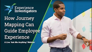 How Journey Mapping Can Guide Employee Experience [Live Webinar]