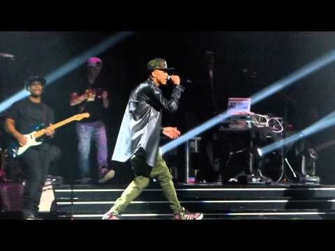 August Alsina - Downtown & Porn Star (UR Experience Tour D.C. 11-10-14)