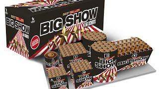 Lesli vuurwerk Big show