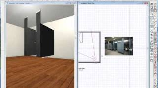 Building Bathroom Stalls Using Chief Architect