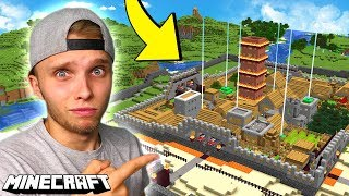 NAJLEPSZA WIOSKA jaką ZROBIĘ W ŻYCIU w Minecraft!