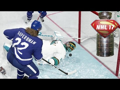 STANLEY CUP FINALS - NHL 17 - Be A Pro ep. 40