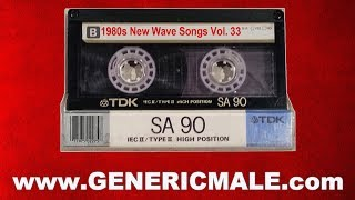 80s New Wave / Alternative Songs Mixtape Volume 33