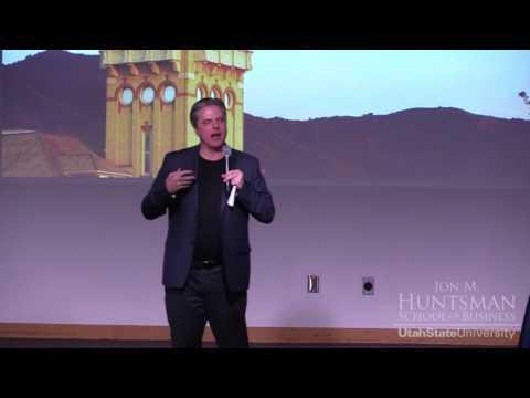 Lectures in Entrepreneurship: Richard Paul Evans - January 18, 2017