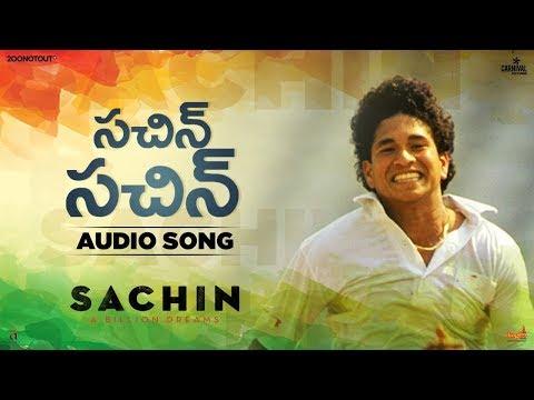 Sachin Anthem in Telugu | Sachin A Billion...
