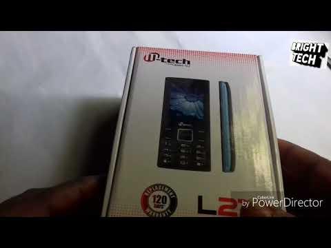 M-tech l21 mobile unboxing