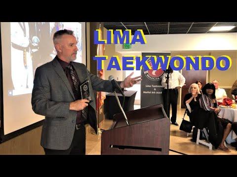LIMA TAEKWONDO CELEBRATION - TODD CONOVER || MARTIAL ARTS LOS ANGELES USA MASTER ANDRE CHRISTIANNY
